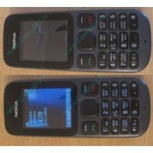 Телефон Nokia 101 Dual SIM (чёрный) - Ковров