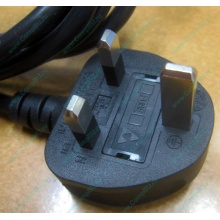 Кабель питания SS145A BS-1363/A FUSED 3-pin UK (Ковров)