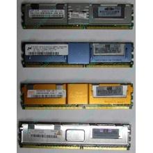 Серверная память HP 398706-051 (416471-001) 1024Mb (1Gb) DDR2 ECC FB (Ковров)
