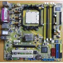 Материнская плата Asus M2NPV-VM socket AM2 (без задней планки-заглушки) - Ковров