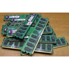 ГЛЮЧНАЯ/НЕРАБОЧАЯ память 2Gb DDR2 Kingston KVR800D2N6/2G pc2-6400 1.8V  (Ковров)