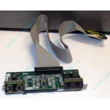 Панель передних разъемов (audio в Коврове, USB) и светодиодов для Dell Optiplex 745/755 Tower (Ковров)