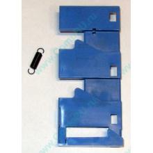 Пластмассовый фиксатор-защёлка Dell F7018 для Optiplex 745/755 Tower (Ковров)