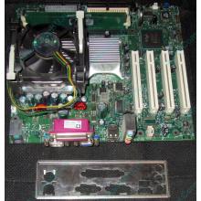 Комплект: плата Intel D845GLAD с процессором Intel Pentium-4 1.8GHz s.478 и памятью 512Mb DDR1 Б/У (Ковров)