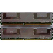 Серверная память 1024Mb (1Gb) DDR2 ECC FB Hynix PC2-5300F (Ковров)