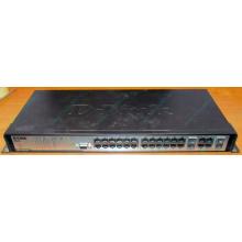 Б/У коммутатор D-link DES-3200-28 (24 port 100Mbit + 4 port 1Gbit + 4 port SFP) - Ковров