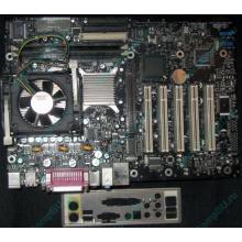 Материнская плата Intel D845PEBT2 (FireWire) с процессором Intel Pentium-4 2.4GHz s.478 и памятью 512Mb DDR1 Б/У (Ковров)