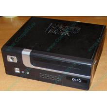 Б/У неттоп Depo Neos 230USF (Intel Celeron J1800 (2x2.41GHz) /2Gb DDR3 /500Gb /BT /WiFi /miniITX /Windows 7 Pro) - Ковров
