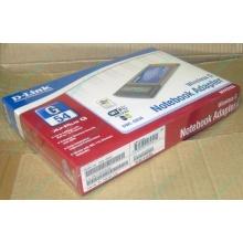 Wi-Fi адаптер D-Link AirPlusG DWL-G630 (PCMCIA) - Ковров