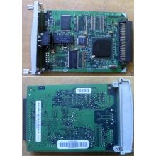 Внутренний принт-сервер Б/У HP JetDirect 615n J6057A (Ковров)