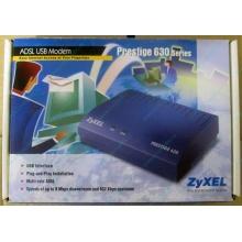 Внешний ADSL модем ZyXEL Prestige 630 EE (USB) - Ковров